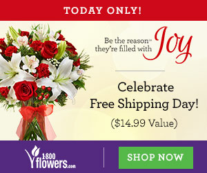 Save up to 40% with our Rose Spectacular at 1800flowers.com (Offer Ends 10/09/2014)