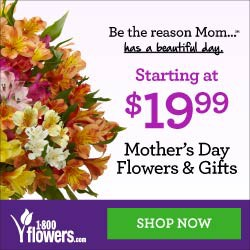 Buy 2 and Save $15 (purchases of $79.99 or more) on Mother's Day Flowers & Gifts at 1800flowers.com. Use Promo Code MTHR79 at checkout. (Offer Ends 05/11/2014)
