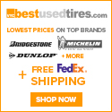 Lowest Prices on the Top Brands at Bestusedtires.com