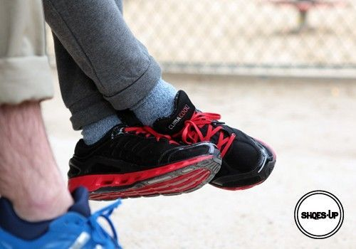 Crush Test 68 : Adidas Climacool