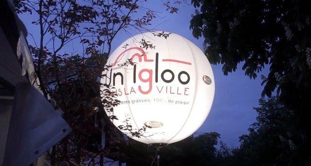 igloo marvellous island