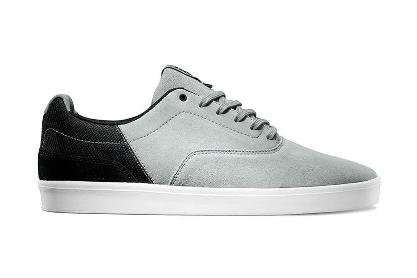 vans Black & Mirage Gray
