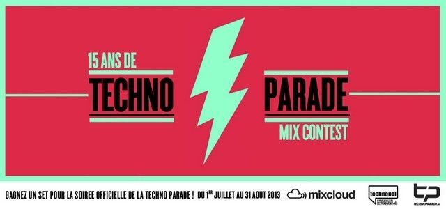 Techno Parade Mix Contest