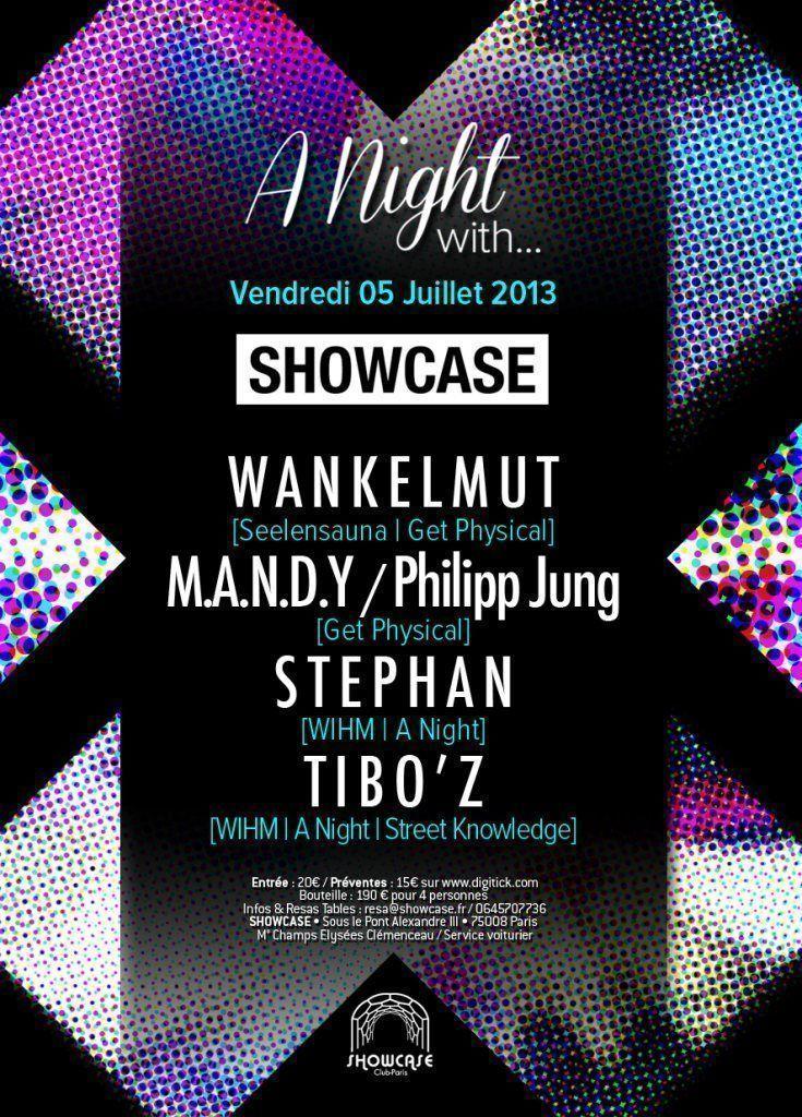 wankelmut showcase