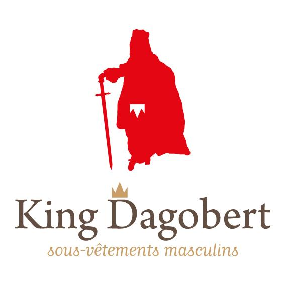 king dagobert sous vêtements