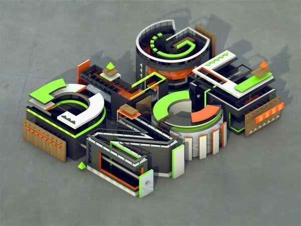 diligence logo 3d