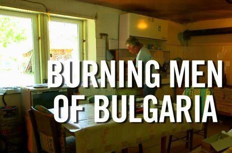 immolation bulgarie