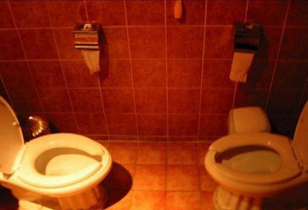 toilettes insoites