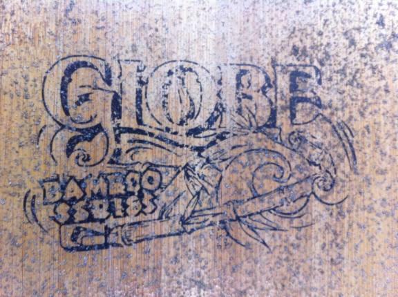 globe bamboo series