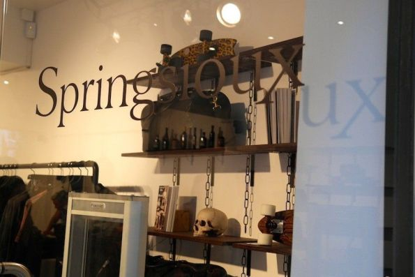 springsioux concept store