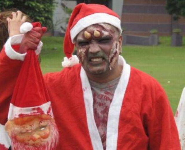Halloween ou Noël
