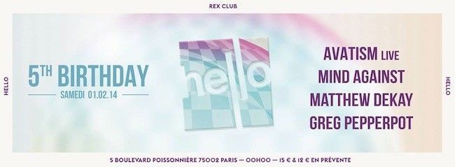 hello-rex-club