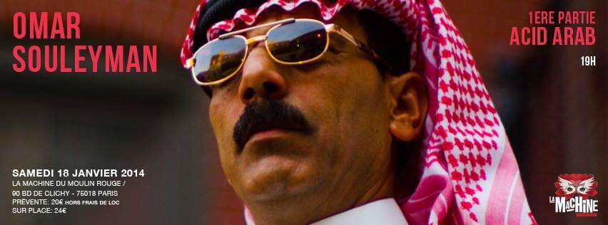 omar souleyman acid arab concert
