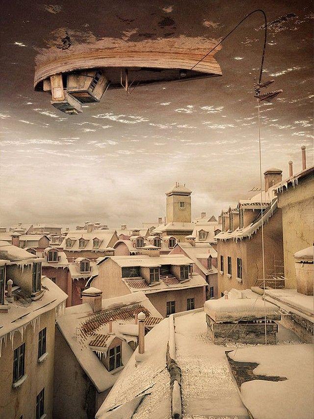 Andrey Bobir illustration surréaliste 3