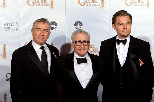 De Niro Scorsese Dicaprio