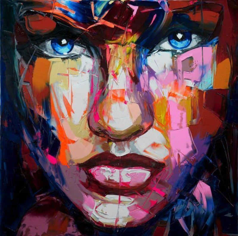 Drawing Françoise Nielly