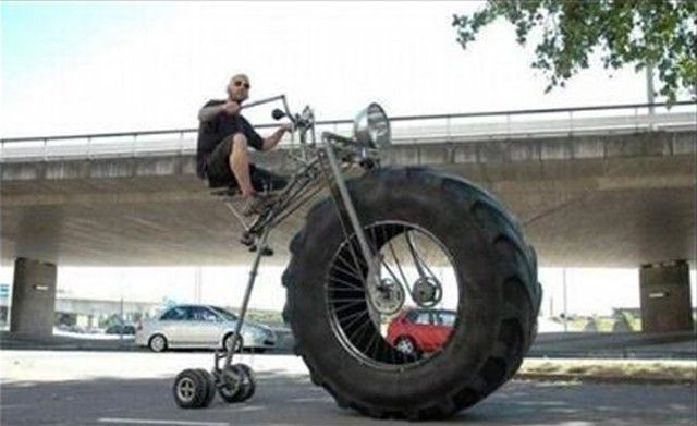 Epic tricycle