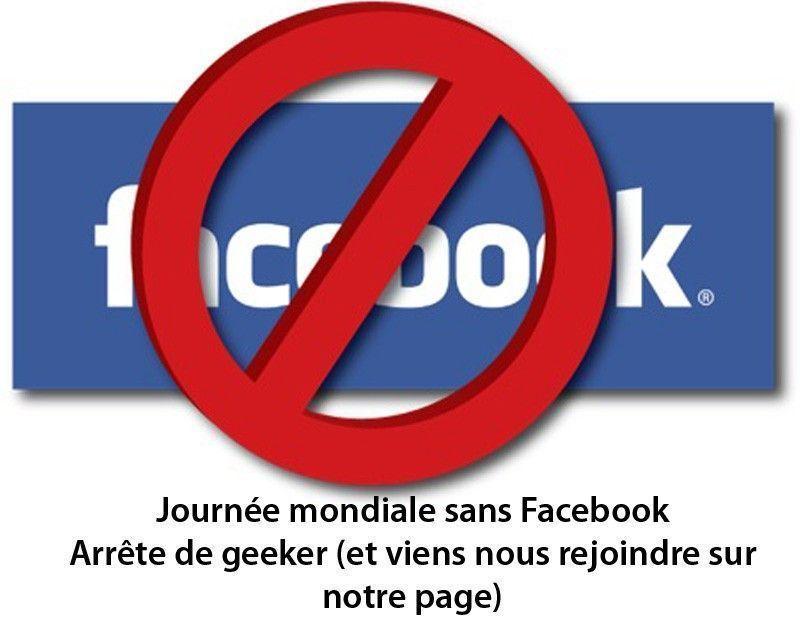 Facebook stop 28 février journée mondiale
