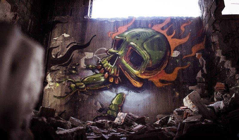 Graff Street Art