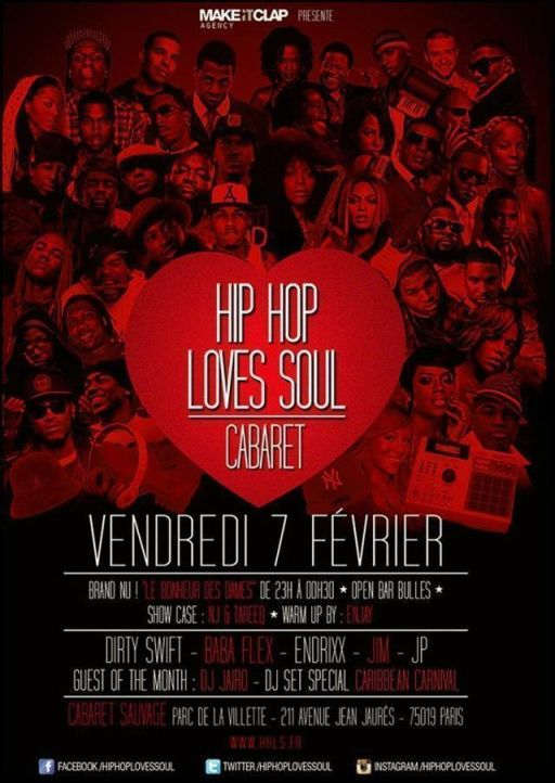 Hip Hop loves Soul