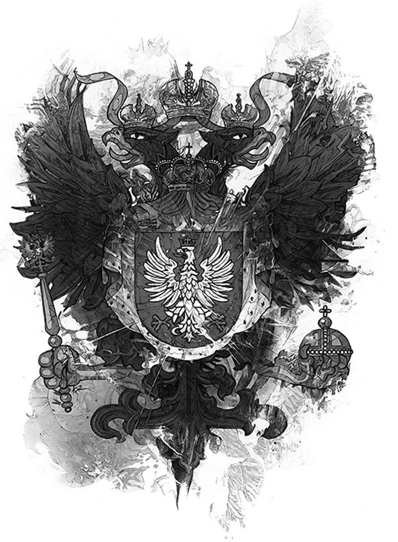 Illustrations book Gambit Wielopolskiego Adam Przechrzta