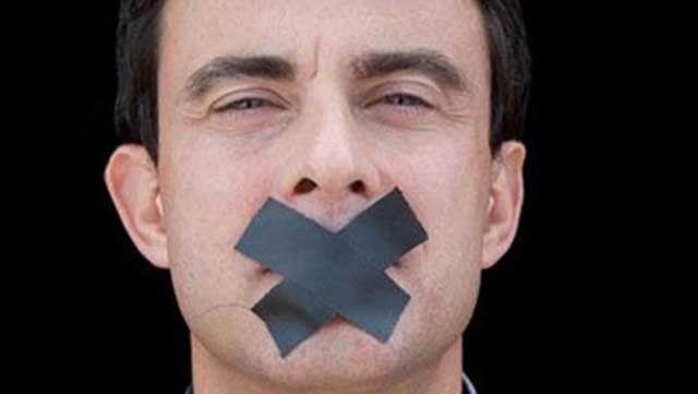 Breaking News Manuel Valls insulte