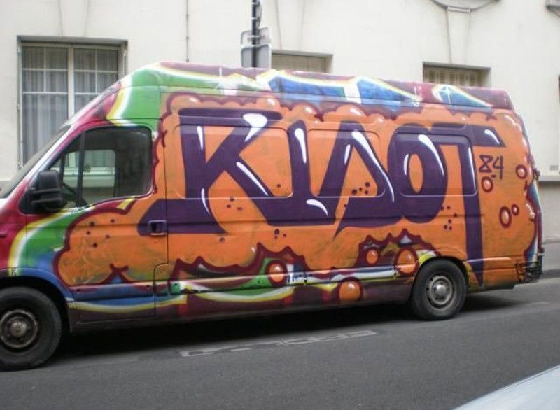 Risot Graffiti