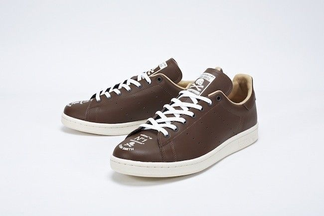Stan Smith Collab' selection Shoes Up