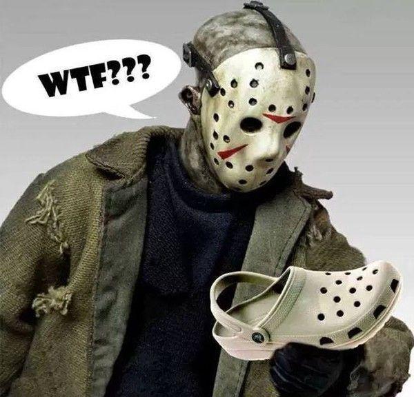 massacre Crocs