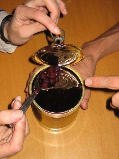 boite conserve