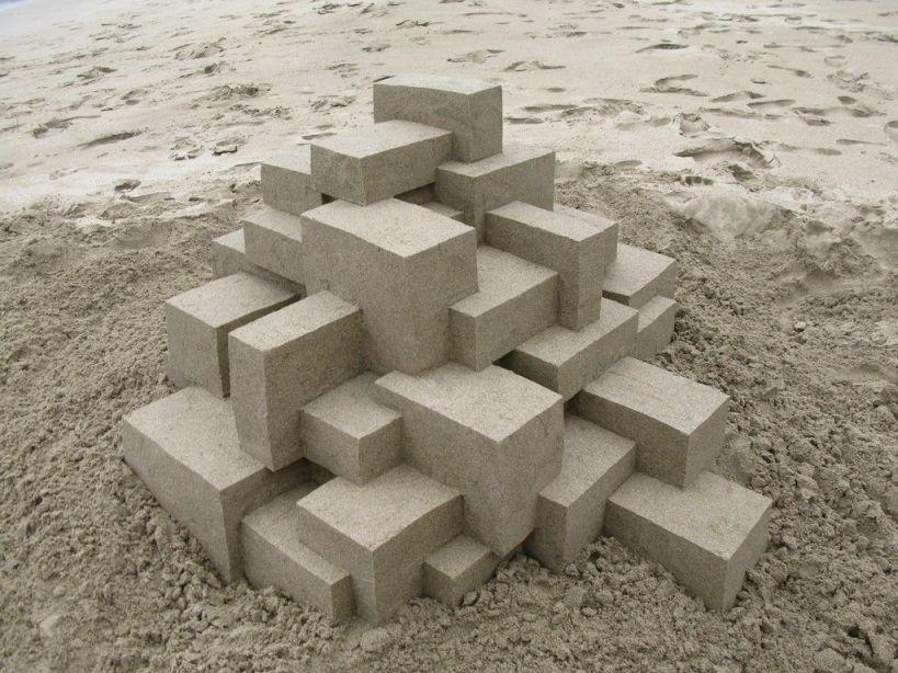 calvin seibert château de sable 100