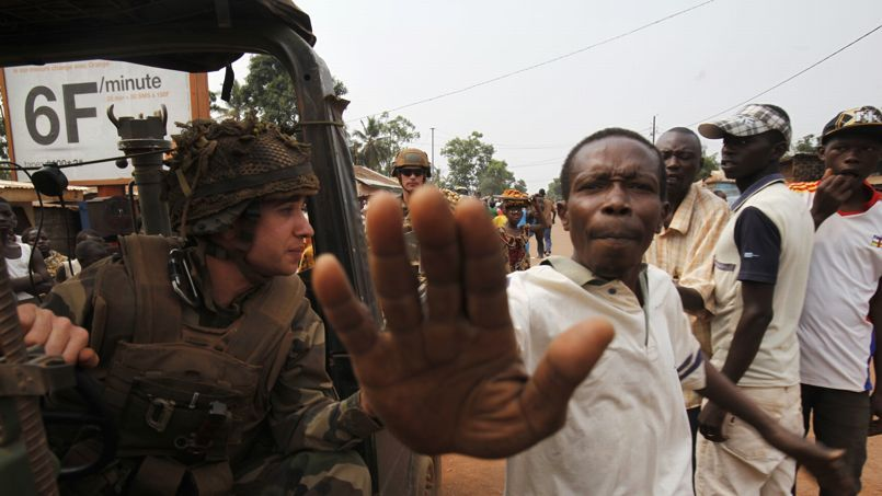 centrafrique operation drogue