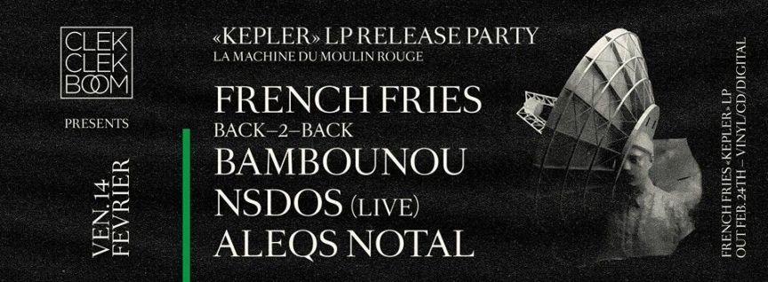 french fries cleckcleckboom