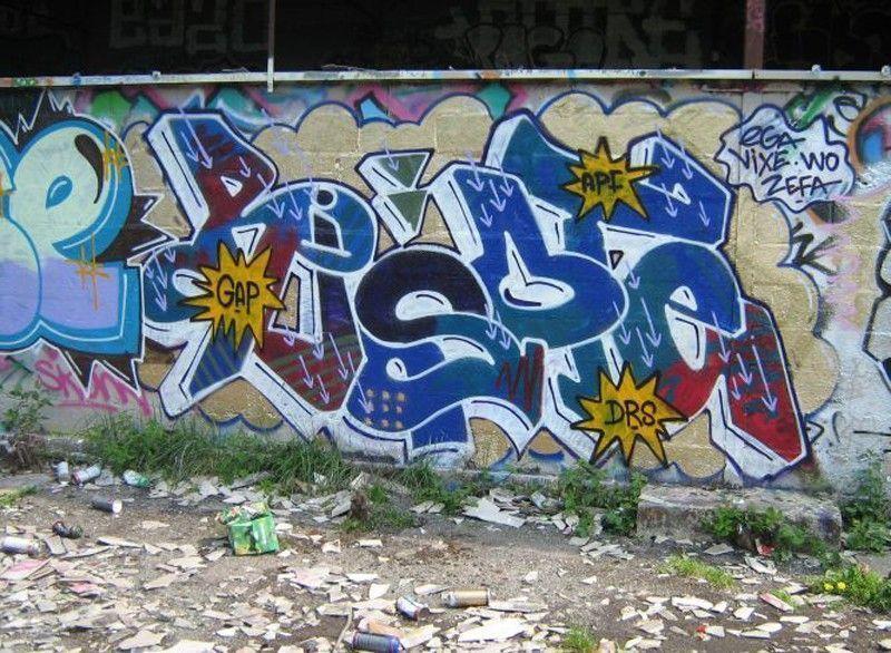 graffiti rizote 2007 Beauchamp