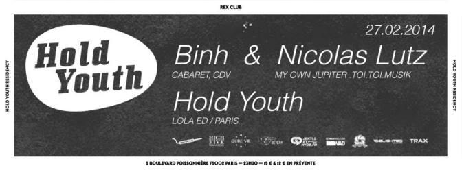 hold youth rex club motor city drum ensemble