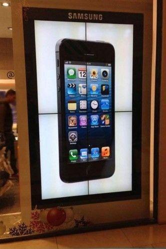 samsung apple fail