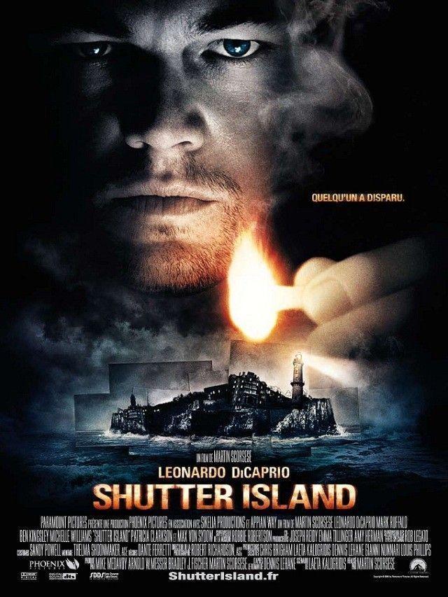 shutter island affiche