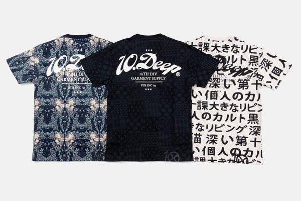 tee shirt multi style