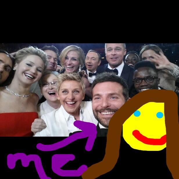selfie coloriage
