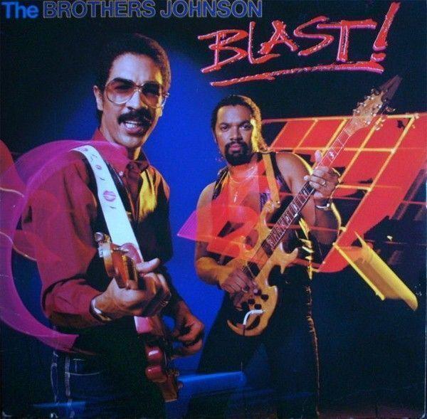 Blast album brother johnson