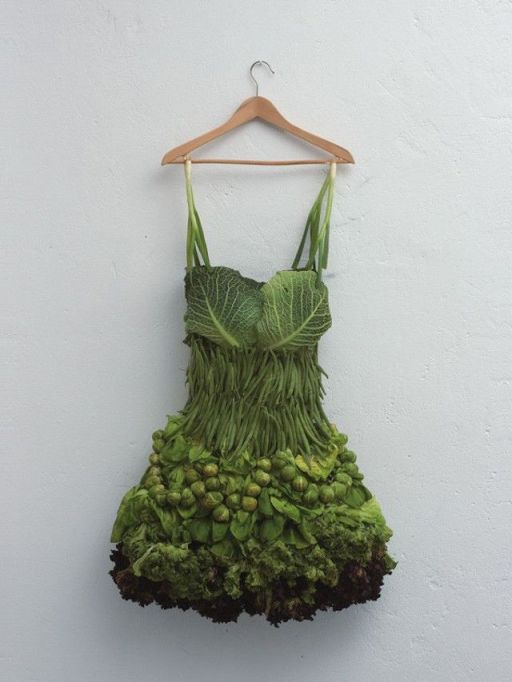 Sarah-Illenberger-Food-Art-dress