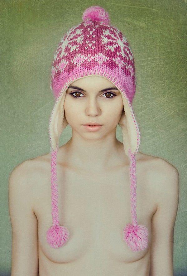 bonnet-rose