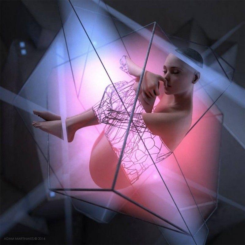 cube-matrix