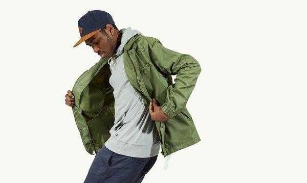 jacket vert