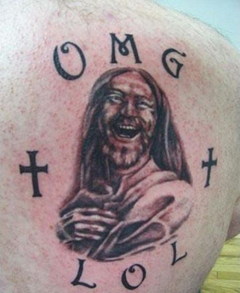 jesus lol