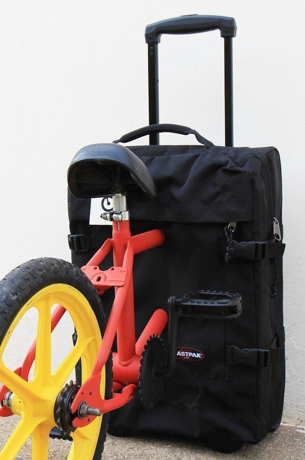 Monsieur BMX x Eastpak