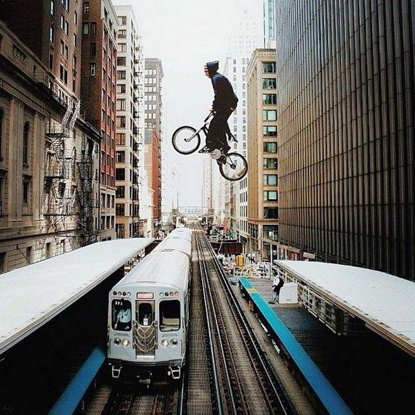 biker-extrême