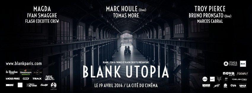 blank utopia