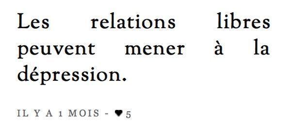 relation-libre