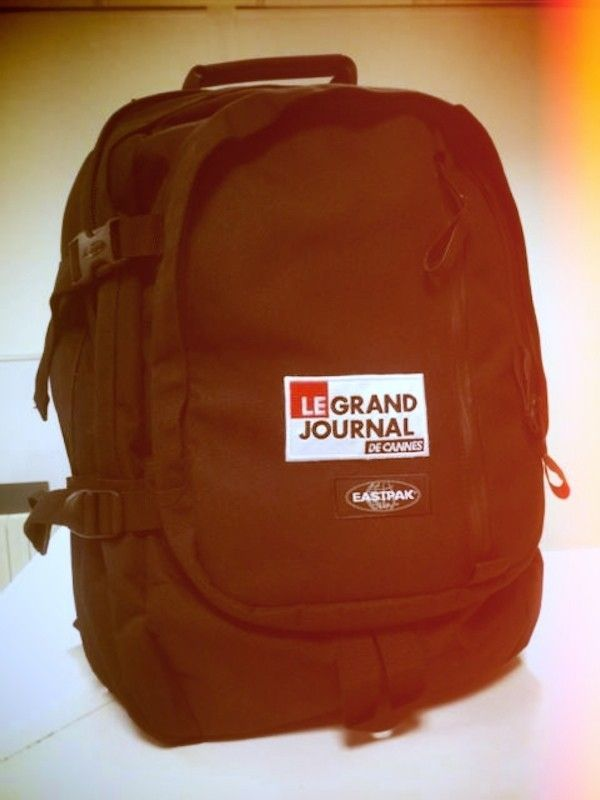 Eastpak x Le Grand Journal
